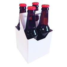 Zoxxbox personalize beer carriers 4 pack 12 oz pronofoot35fo Images